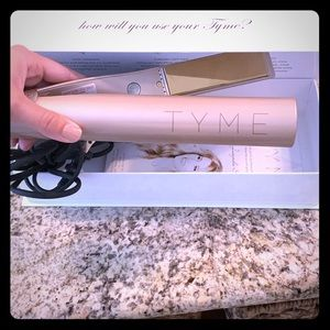 Tyme curling/straightening iron